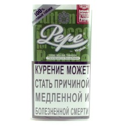 Табак для самокруток Pepe Rich - Green 30 гр