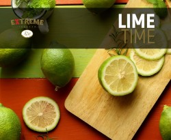 Табак Extreme Medium - Lime Time (Лайм) 50 гр