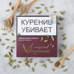 Табак Original Virginia - CardamonForYou (Кардамон) 50 гр