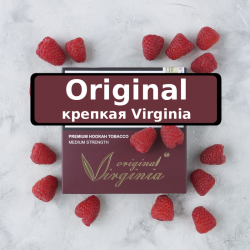 Табак Original Virginia - RaspberryLake (Малина) 50 гр